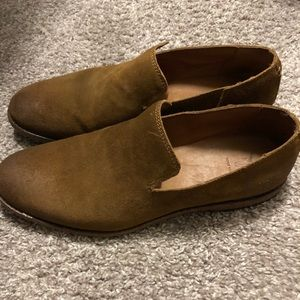 Men's Frye Chris Venetian loafers - worn 2 times!!